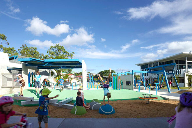 Brisbane Queensland play playground kids