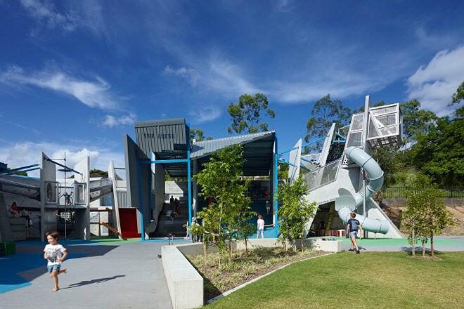 Queensland Brisbane kids playground play