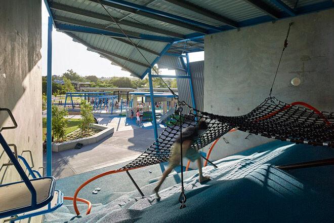 Queensland Brisbane playground play kids