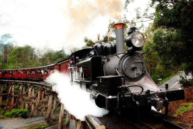 steam diesel rail railway ride kid family buff thomas chuggington carriage