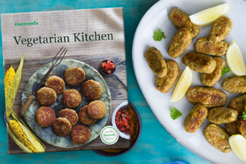 Vegetarian Kitchen Cookbook by Thermomix