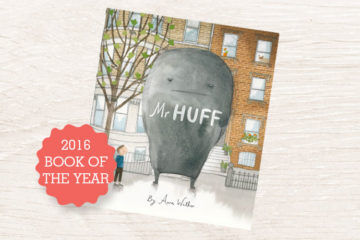 Mr Huff Book of the Year
