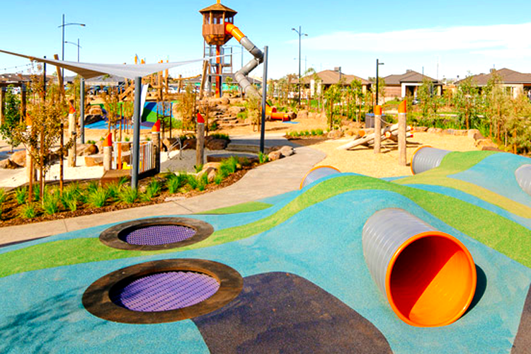 Woodlea Estate Playground