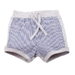 Bebe Cruze Soft Back Shorts Safari Stripe