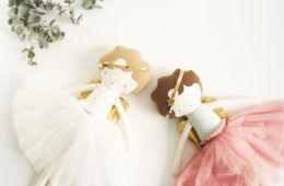 Alimrose winged dolls