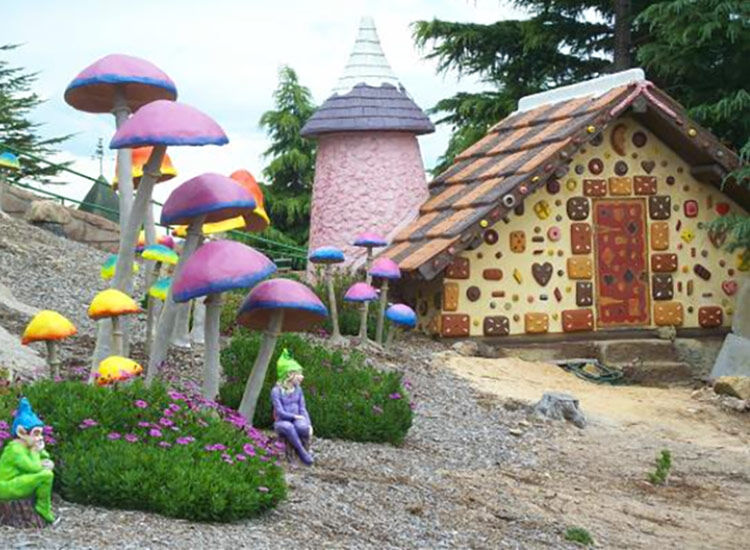 Where to find fairies in melbourne