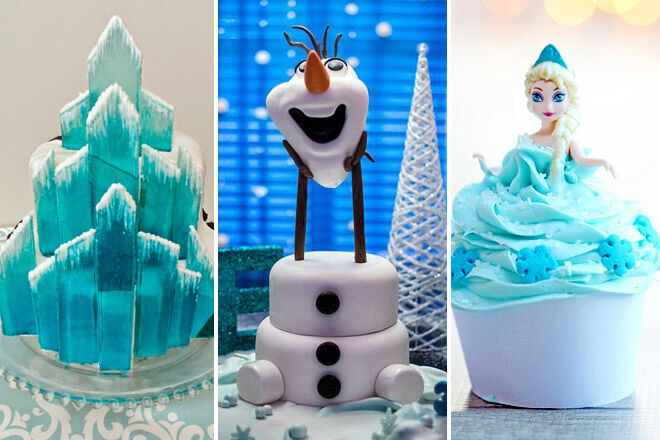 Cakespiration 39 Inspirational Frozen Cakes Made By Mums