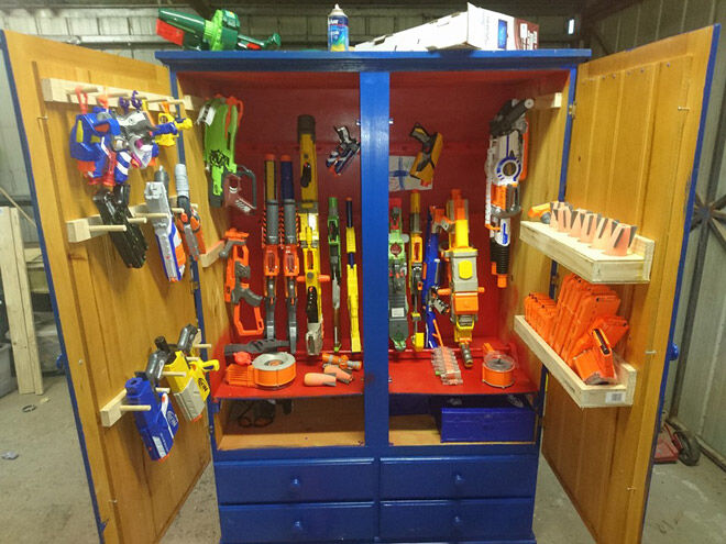 kids store gun toy