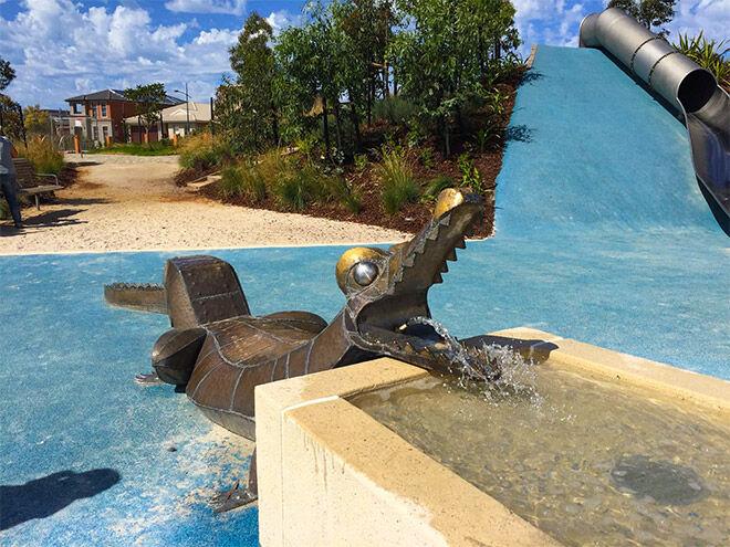 Crocodile Park Saltwater Coast Playground