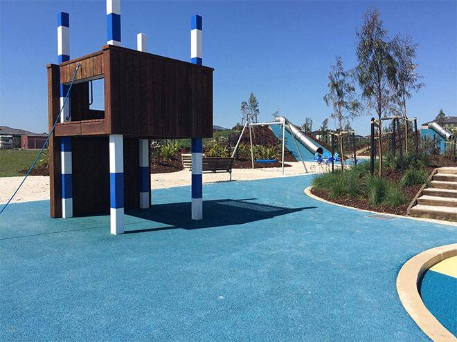 Saltwater Coast Playground
