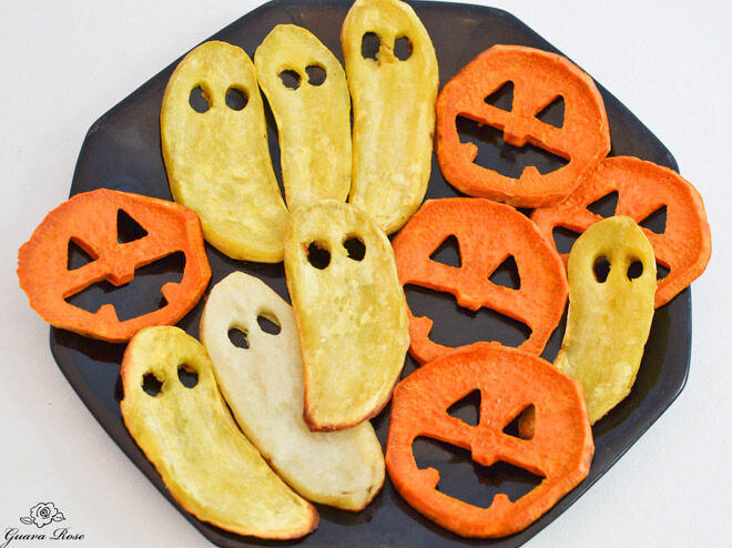 Halloween food healthy recipe