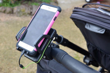 mobile tech mum smartphone charge battery