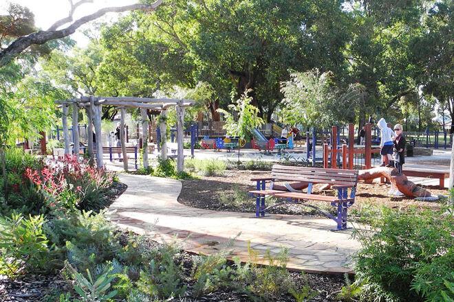 wa playground kids nature sensory