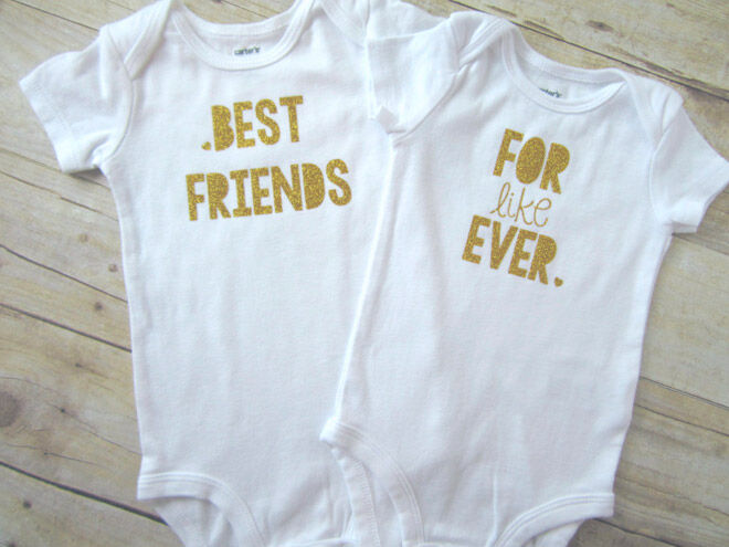 1a7d72b13eb0 It's twins! 14 cute onesies for twosies | Mums Grapevine
