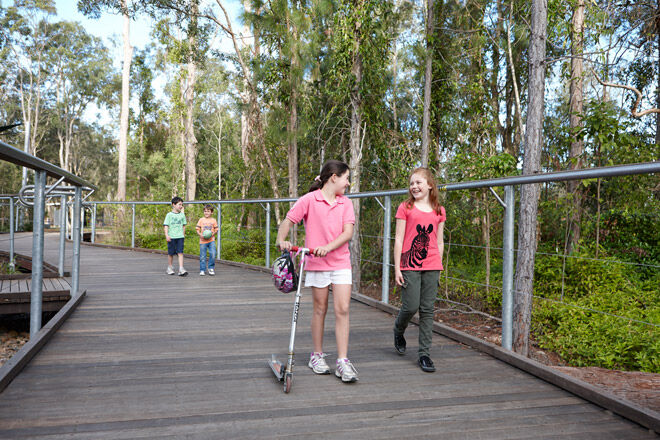 brisbane playground qld queensland kids