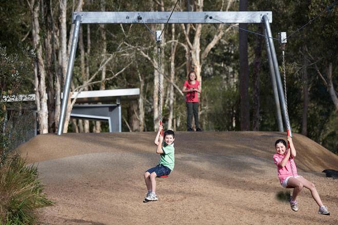 brisbane qld queensland kids playground