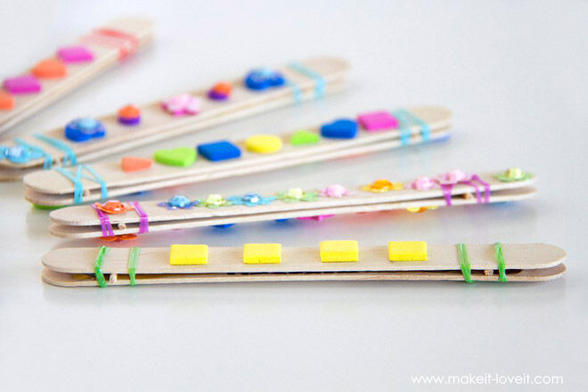 Groove Things 14 Diy Musical Instruments For Kids