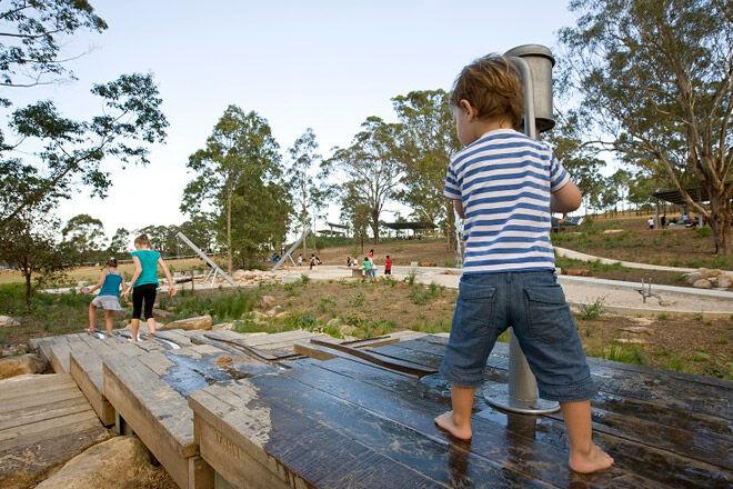 nsw playgrounds kids sydney