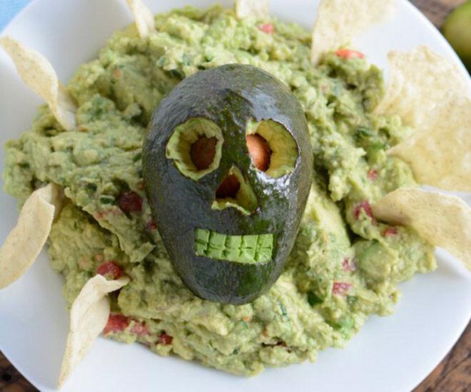 halloween healthy food recipe