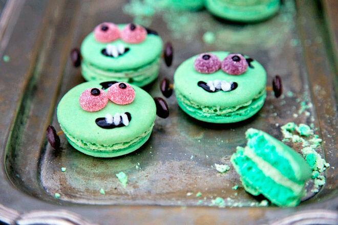 Halloween recipe kids