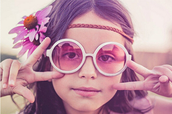 Joyfolie Rose Sunglasses