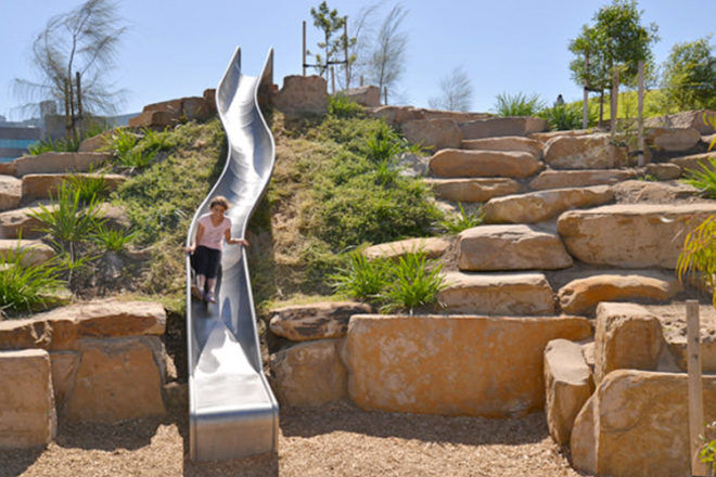 Nature Play best playground in Australia