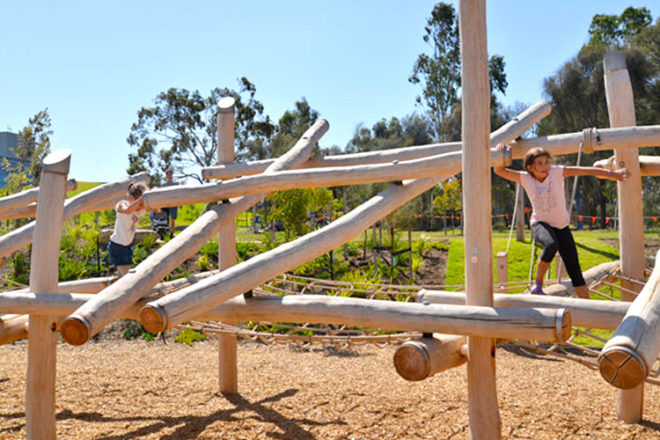 Nature Playground Melbourne