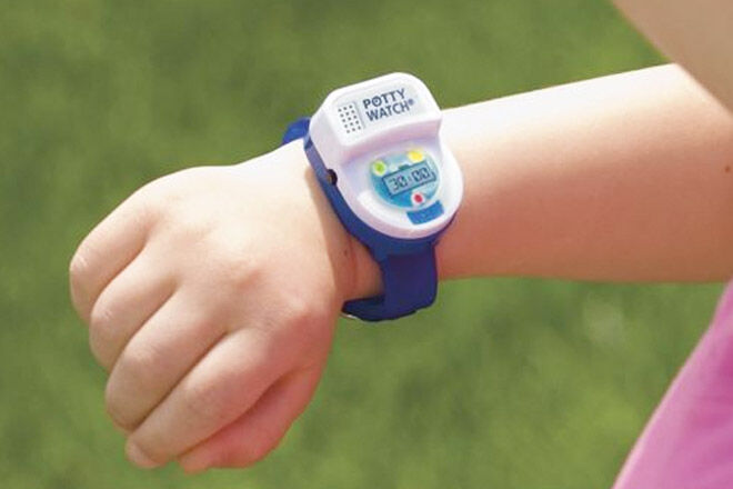 Potty Watch toilet training timer