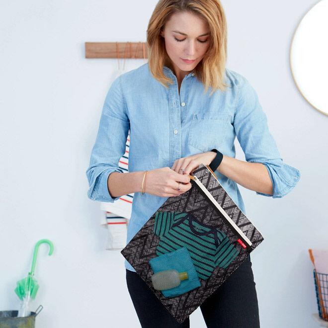Skip Hop Grab & Go Wet Dry Bag