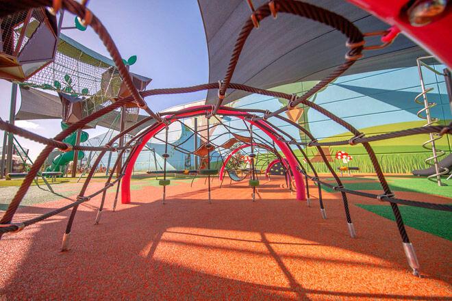 playground kids play queensland qld