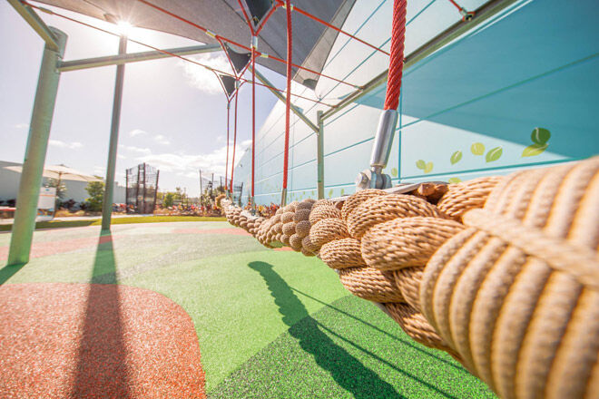 kids playground queensland qld