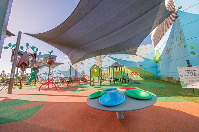 playground queensland qld