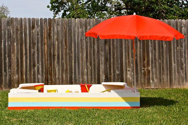 sandpit summer present