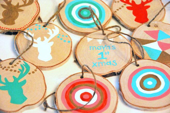 diy festive decoration