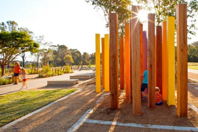 playground queensland QLD nature