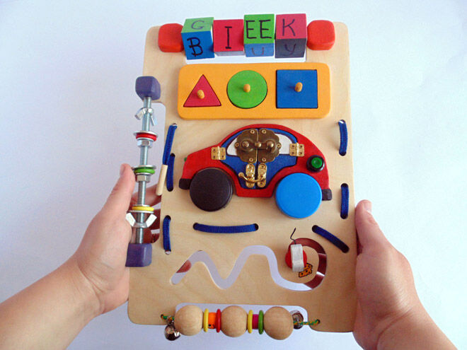 Baby Travel Toys : Diy busy boards for active toddlers mum s grapevine