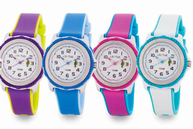 Cactus Kids Watch