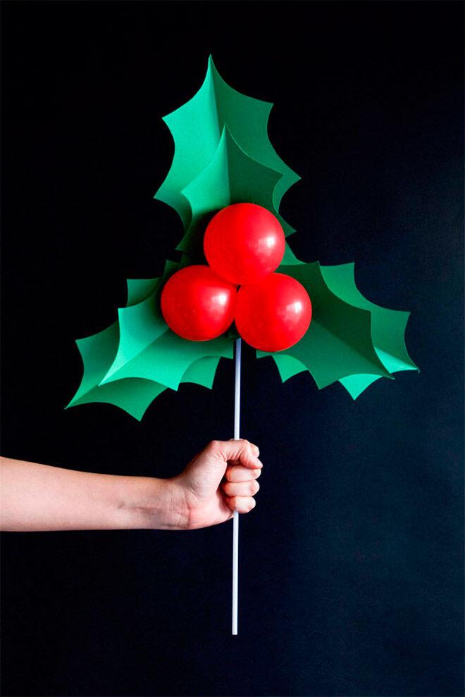 christmas cracker filler balloons