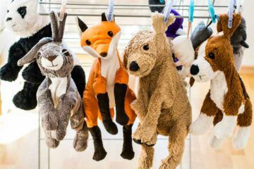 How to clean soft toys