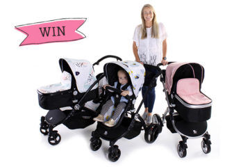 Win a Limited Edition Victor Fox pram