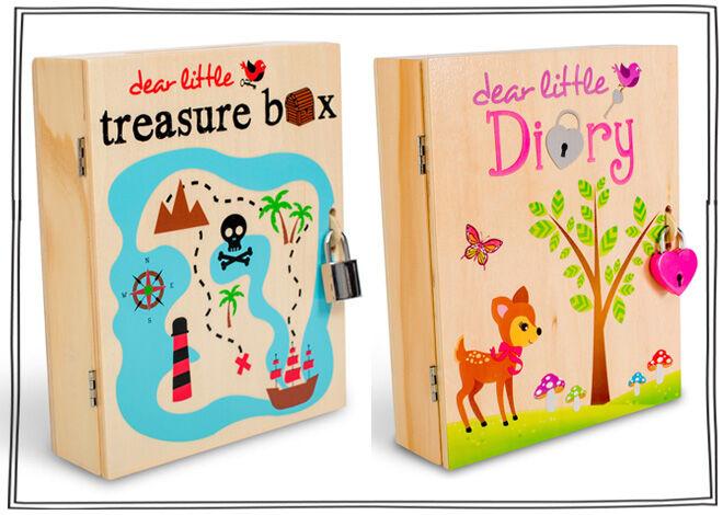 Dear Little Diary