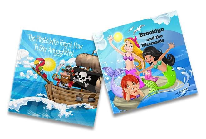 Dinkleboo personalised children's books