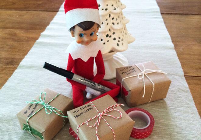 Elf on the shelf hookup site