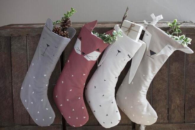 Fabelab Christmas Stocking