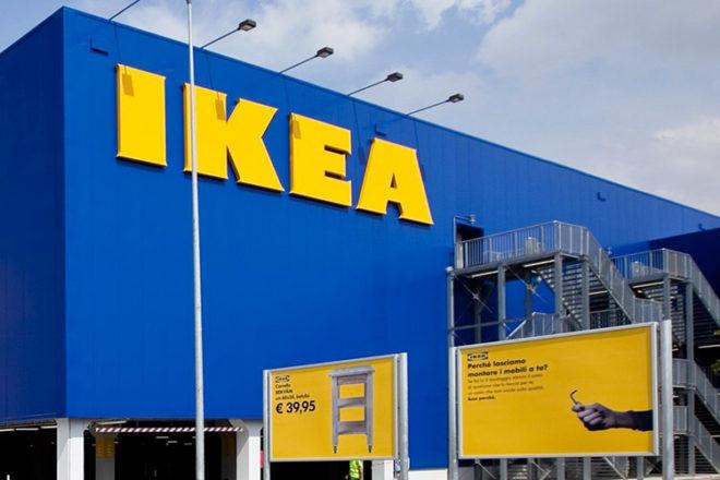 IKEA opens online