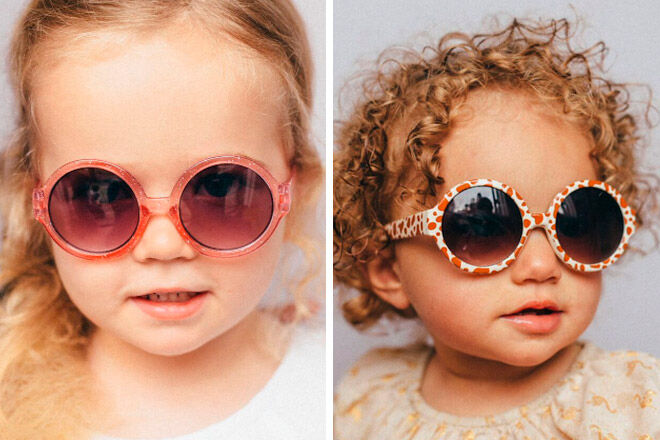 Les Folies Sunglasses for kids