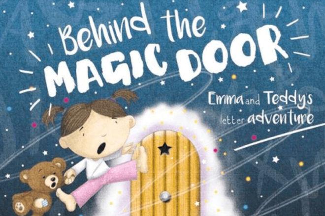 magic door adventure personalised kids book