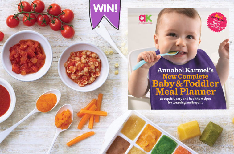 New Complete Baby & Toddler Meal Planner Annabel Karmel
