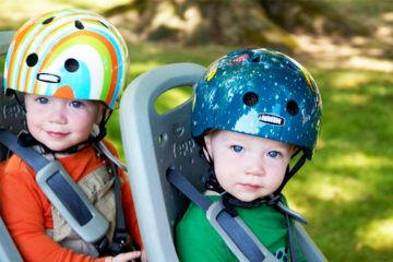 Nutcase baby bike helmets