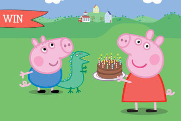 Peppa Pig Playdate competition